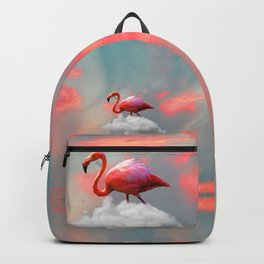 My Home up to the Clouds Backpack