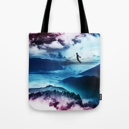 End of isolation Tote Bag