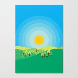 Veranum Canvas Print
