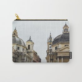 Piazza Del Popolo Rome Carry-All Pouch