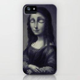 Gioconda iPhone Case