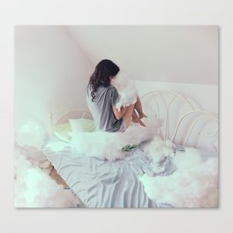 don't miss me too much Canvas Print