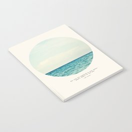 Salt Water Cure Notebook