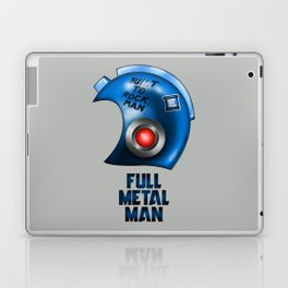 Full Metal Man Laptop & iPad Skin