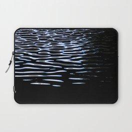 Reflection in Dark Water Laptop Sleeve