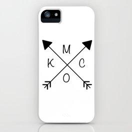 Kansas City x KCMO iPhone Case