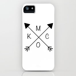 Kansas City x KCMO iPhone Case