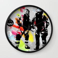 EOD Masters Wall Clock