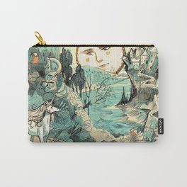Last Unicorn Journey Carry-All Pouch