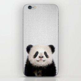 Panda Bear - Colorful iPhone Skin