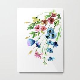 Springtime II Metal Print