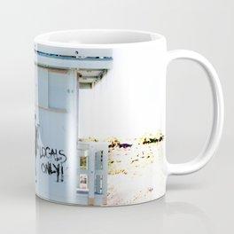 Michael says Beat It! Coffee Mug