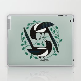 The Joy of Spring Laptop & iPad Skin