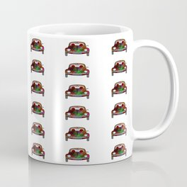Psychedelic Transportation Coffee Mug
