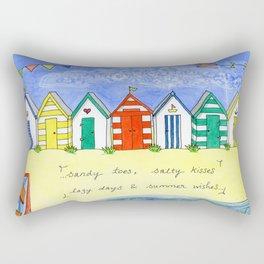 Summer Wishes Rectangular Pillow