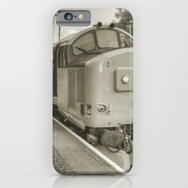 Rhymney 37 iPhone Case