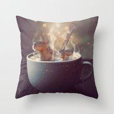 Haimish Throw Pillow