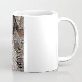 Wood Quilt Coffee Mug