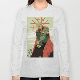 8 of Swords Long Sleeve T-shirt