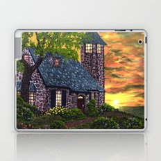 Essex House Lighthouse by Ave Hurley  Laptop & iPad Skin
