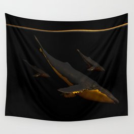 Bond III Wall Tapestry