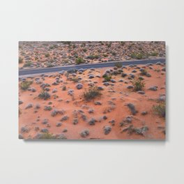 Valley of Fire, NV Metal Print