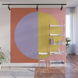 Color Block Abstract XIII Wall Mural
