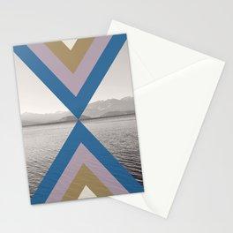 Boho Arrows of Lake Wanaka Stationery Cards