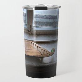 A Karelian 10-string Kantele Travel Mug