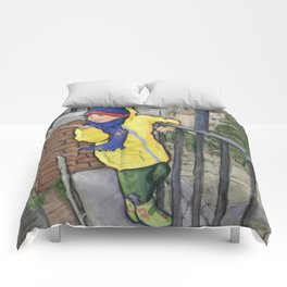 Bright Spot Comforters