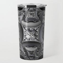 Shades of Gray Travel Mug