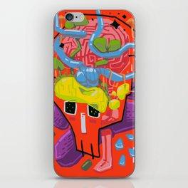 Thoughtfulness iPhone Skin