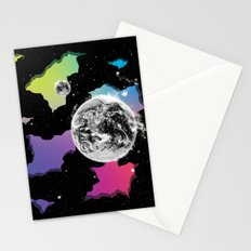 The Neon Spectrum and Cosmic Matter Stationery Cards