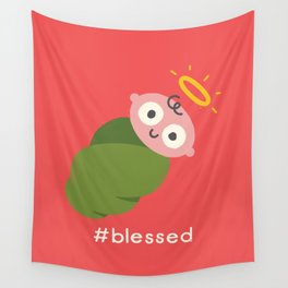Divine Instavention Wall Tapestry