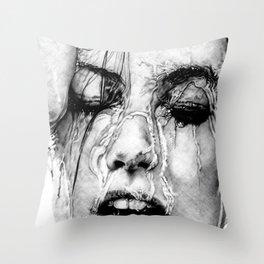 Shower Throw Pillow