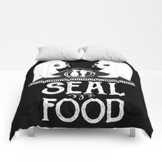 Seal Food Comforters