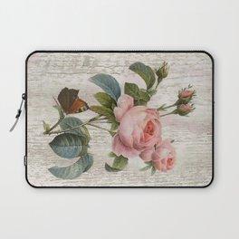 Roses Nostalgie Laptop Sleeve