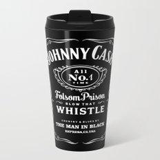 Cash Metal Travel Mug