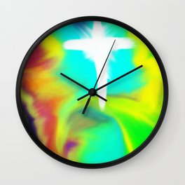 Rapture... a new beginning Wall Clock