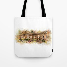 Slowacki Theatre, Cracow Tote Bag