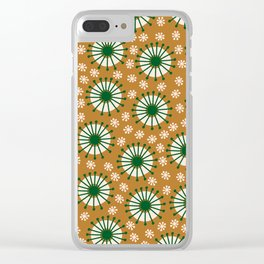 Carousel Amber Clear iPhone Case