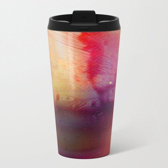 Disintegration (Falling Apart) Metal Travel Mug