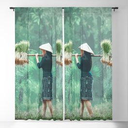 Bountiful Harvest Blackout Curtain