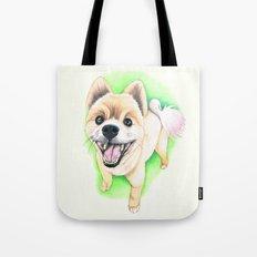 Pomeranian dog  - F.I.P. - Jack-Jack Tote Bag