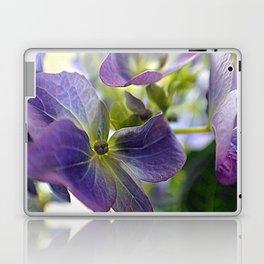 hydrangeas 6 Laptop & iPad Skin