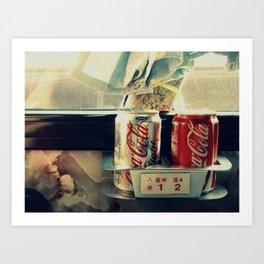 Consumer Society #1 Art Print