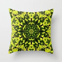 Graphic Art Ladies Legging's. Throw Pillow