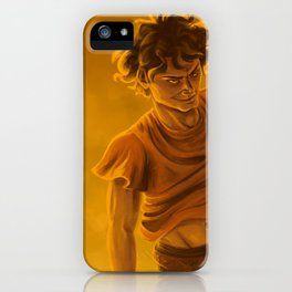 Leo Valdez - Into the Fire iPhone Case
