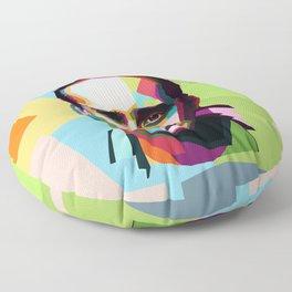 nicholas cage Floor Pillow