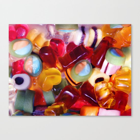 stickly sweet Canvas Print